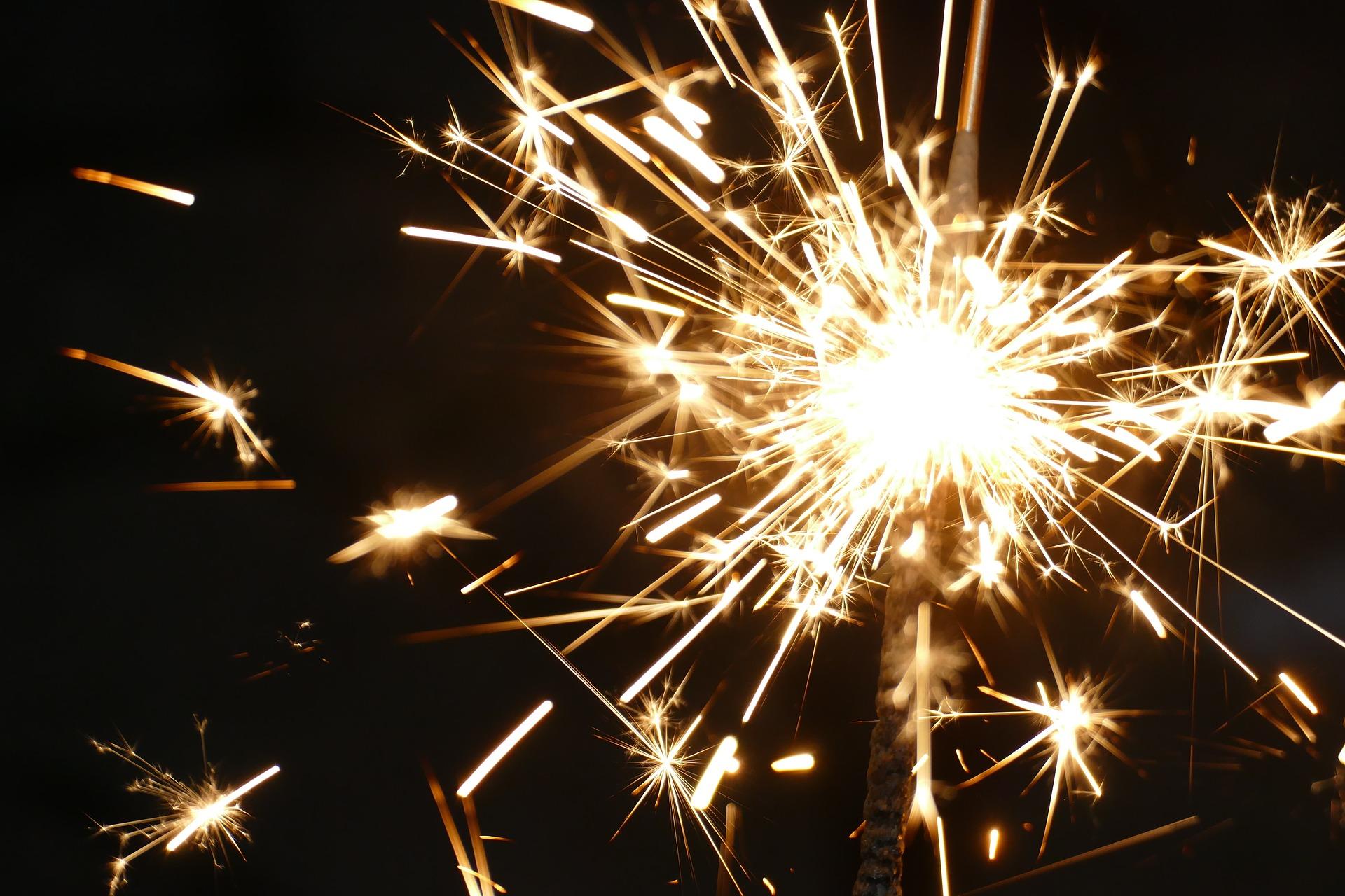 Godt nytår! Velkommen til 2018